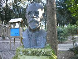 Busto Cosimo De Giorgi