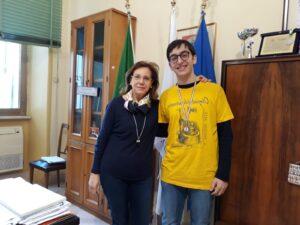 Simone Macchia Bronzo Matematica