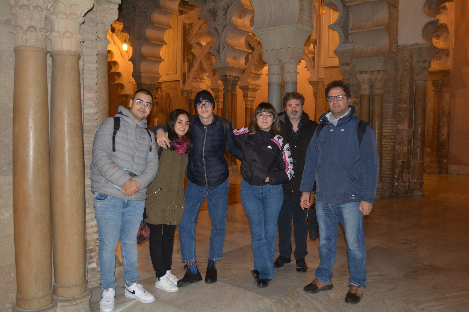 Visita Erasmus a Utebo