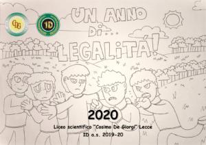 Un anno di legalità