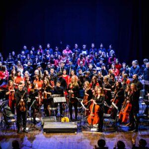 Liceo in Musica con la sua Orchestra