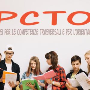 Percorsi per le Competenze Trasversali e per l'Orientamento – PTCO (terze classi)