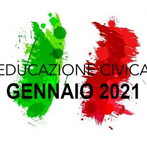 Educazione Civica da gennaio