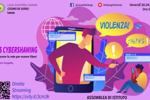 assemblea cybeshaming