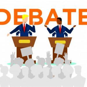 I Debaters si confrontano sugli Stati Uniti d'Europa