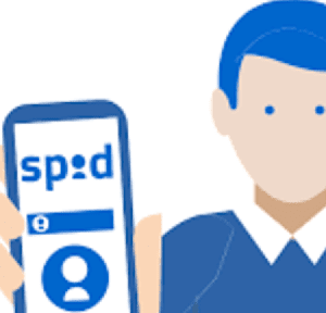 Registrazione al curriculum con SPID