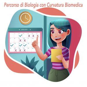 """Biologia con curvatura biomedica"" Terze cl. – I annualità – Costituzione classi e Avvio lezioni"