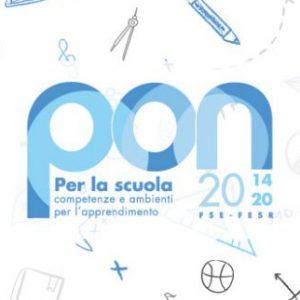 Candidature studenti progetto PON 9707